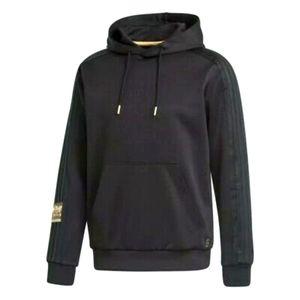 Adidas Originals Chile 20 Hoodie Men Medium Black